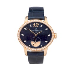 Girard Perregaux Cats Eye 18k Rose Gold 80488D52A451CK4