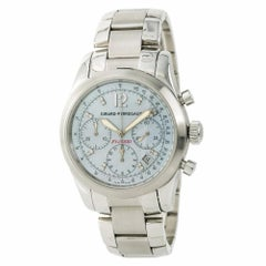 Girard Perregaux Ferrari N476/2000P Men's Automatic Steel Mother of Pearl Dial