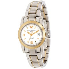 Girard Perregaux Lady F 80390 Watch in SS and 18 Karat Yellow Gold