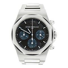 Girard Perregaux Laureato Chronograph in Stainless Steel