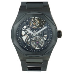 Girard Perregaux Laureato Skeleton Ceramic Watch 81015-32-001-32A