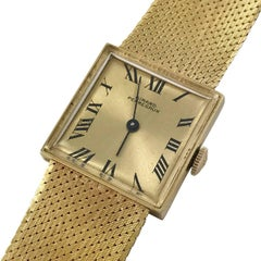 Girard Perregaux Men's 17 Jewel Gold Vintage Watch