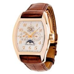 Girard-Perregaux Richeville 2722 Men's Watch in 18 Karat Gold
