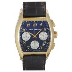 Girard Perregaux Richeville Chronograph Watch 27650-52-421-BA6D