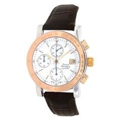 Girard Perregaux Sport Classic SS & 18k Rose Gold Men's Watch Automatic 7000 GBM