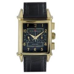 Girard Perregaux Vintage 1945 Chronograph Watch 2599-BLYG