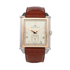 Girard Perregaux Vintage 1945 Stainless Steel & 18K Rose Gold 2588056111BBBA