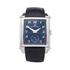 Girard Perregaux Vintage 1945 Stainless Steel 2588011421BB4A Wristwatch