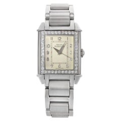 Girard-Perregaux Vintage Beige Dial Steel Hand Wind Ladies Watch Ref 2592