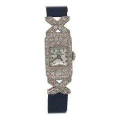 Girard Perregaux Vintage Diamond Watch