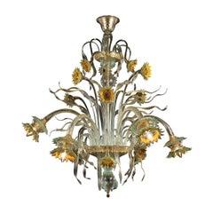 Girasole 6-Light Chandelier
