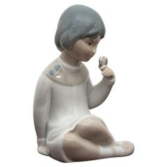Girl Figurine from Miquel Requena, Spain, 1960