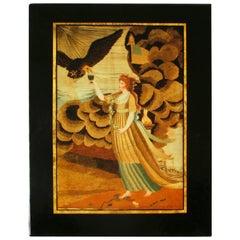 Girlhood Embroidery, American Samplers and Pictorial Needlework, 1650-1850
