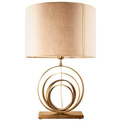 Girone Table Lamp, Florence Italy Italian Manufacturirng
