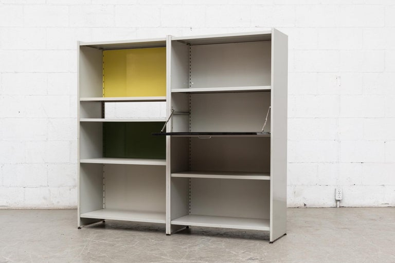 Dutch Gispen 5600 Cabinet by A.R. Cordemeyer For Sale
