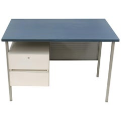 Gispen Industrial Desk Holland 1950s Model 3803