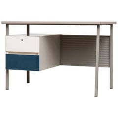 Gispen Industrial Metal Desk