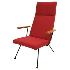 Gispen Lounge Chair, Model 1410 by A.R. Cordemeijer, 1959