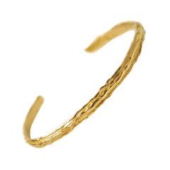 Giulia Barela Jewelry Rivoli Bracelet 18 Karat Gold