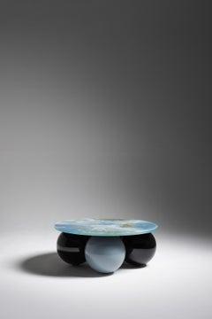 Giulia Coffee Table, Memphis, France, Le Berre Vevaud