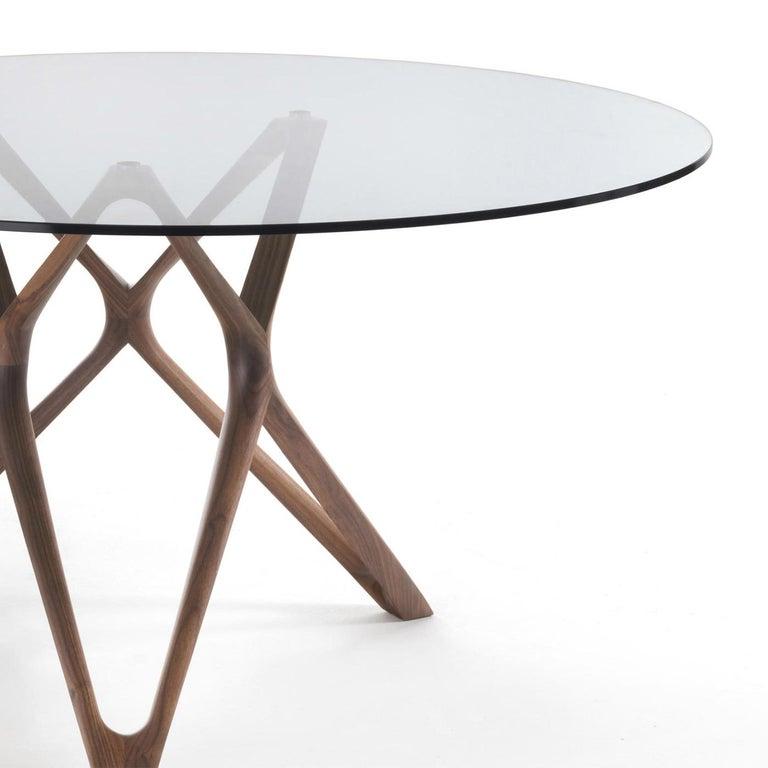 Italian Giulia Round Table For Sale