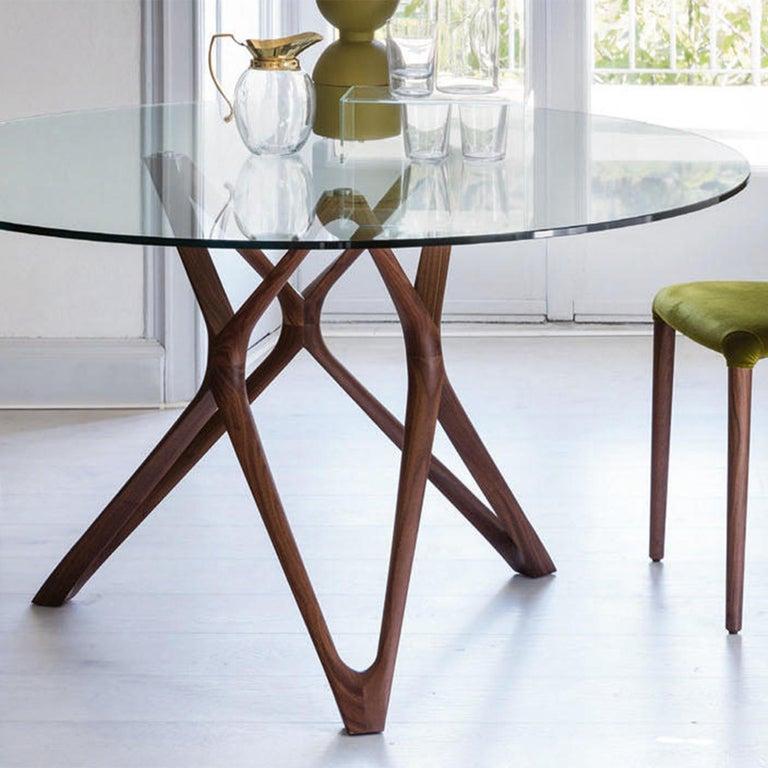 Contemporary Giulia Round Table For Sale