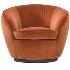Giulia Swivel Armchair