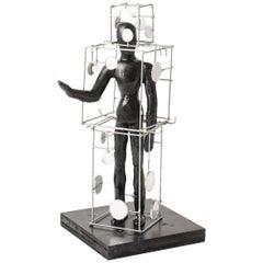 Giulia Zorzella Lari Sculpture Tam Tam Limited Edition