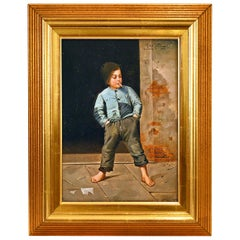 Giulio Del Torre, Young Boy in Northern Italy, 1905
