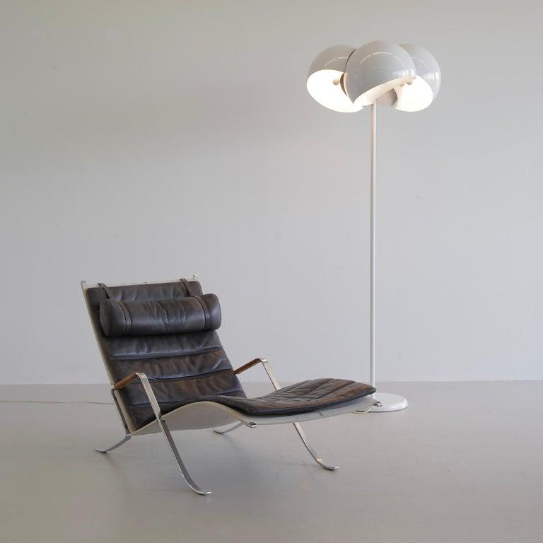 Giunone Floor Lamp by Vico Magistretti, Artemide, 1970 For Sale 1