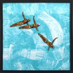 Forever Esther - Ocean Inspired Painting