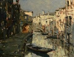 Quiet Canal, Venice