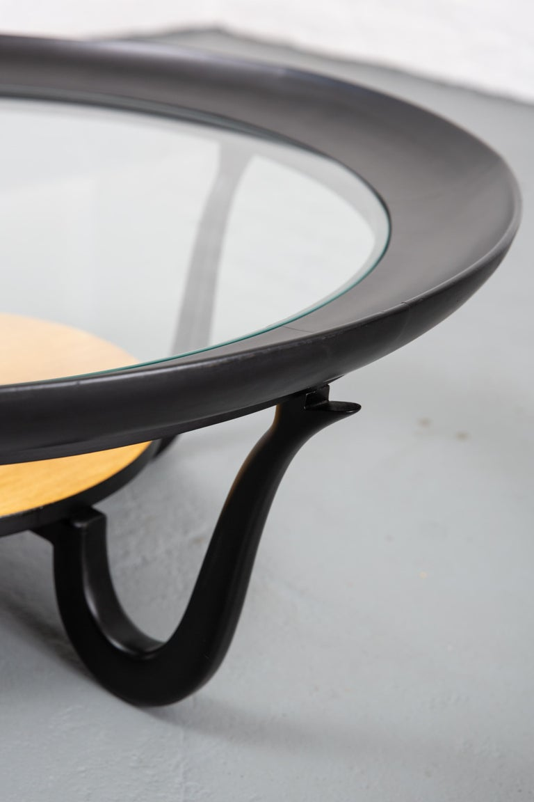 Giuseppe Scapinelli Brazilian Modern Coffee Table For Sale 2