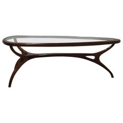 Giuseppe Scapinelli Brazilian Rosewood Coffee Table