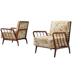 Giuseppe Scapinelli Pair of Armchairs