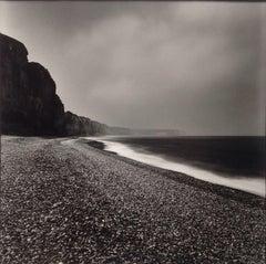 U51051 - Giuseppe Umberto Cavaliere Landscape Silver Gelatin Print Baryta Paper