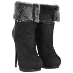 Giuseppe Zanotti Woman Ankle boots Black IT 39