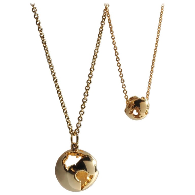 Yellow Gold Plate Set Of 2 Clic