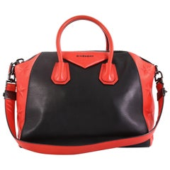 Givenchy Antigona Bag 3D Embossed Leather Medium