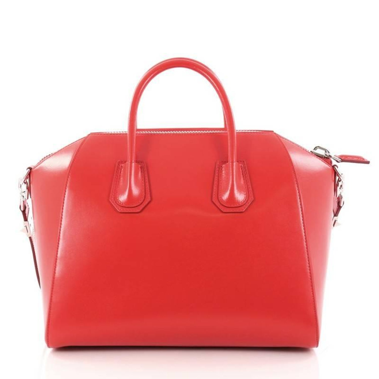 Givenchy Antigona Bag Glazed Leather Medium at 1stdibs