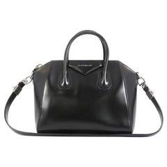 Givenchy Antigona Bag Glazed Leather Small