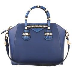 Givenchy Antigona Bag Leather with Snakeskin Detail Small