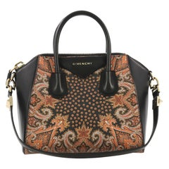 Givenchy Antigona Bag Printed Leather Mini