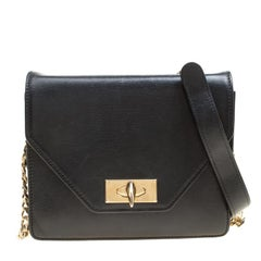 58ee9de312 Givenchy Lucrezia Duffle Bag Leather Micro at 1stdibs