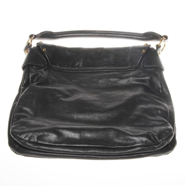 53c873db79e1 Authentic GIVENCHY limited edition black leather studded shoulder bag-  immaculate condition