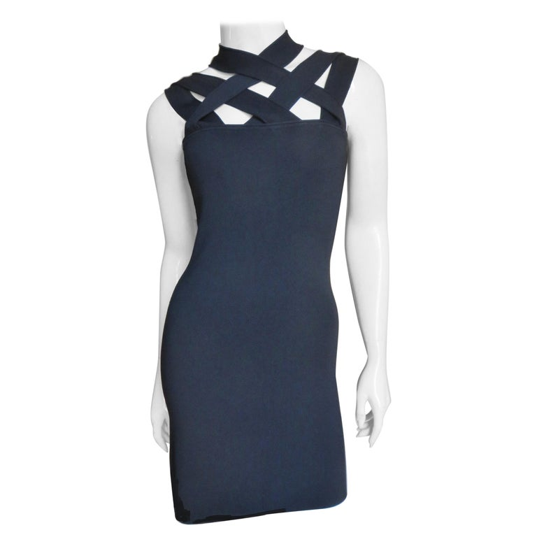 Givenchy Bodycon Bandage Dress For Sale