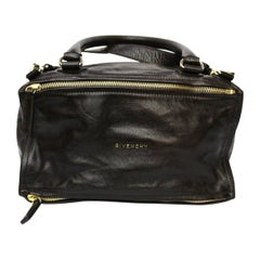 Givenchy Brown Leather Pandora Bag