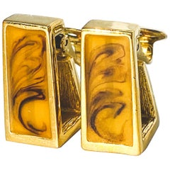 GIVENCHY Earrings Vintage 1970s