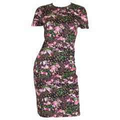 Givenchy Floral Print Day Dress