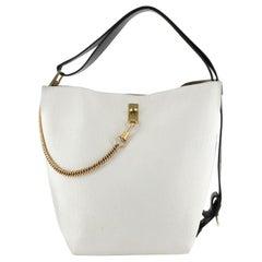 Givenchy GV Bucket Bag Leather Medium